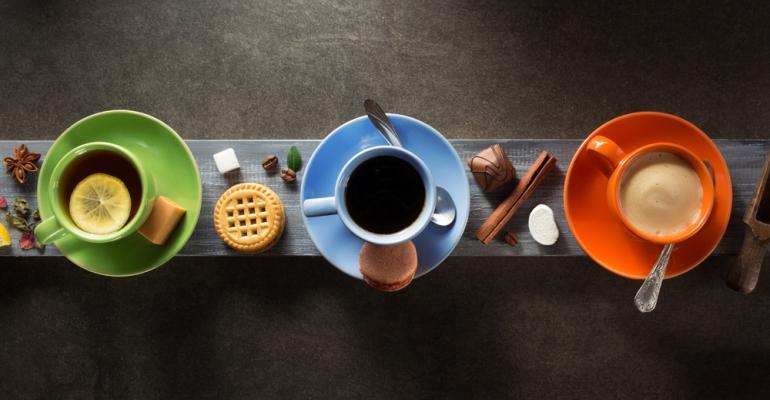 Fidelizar clientes com chá e bebidas especiais