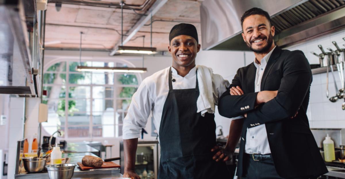 [WHITE PAPER] Food 4.0: tecnologias que estão revolucionando o food service